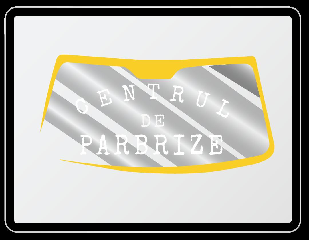 Imaginea ilustreaza logo-ul companiei Centrul de parbrize.